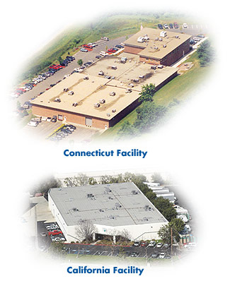 Braxton has facilities in Connecticut and California